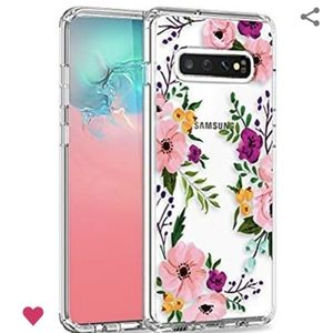Galaxy S10 Floral phone case. Brand new in package